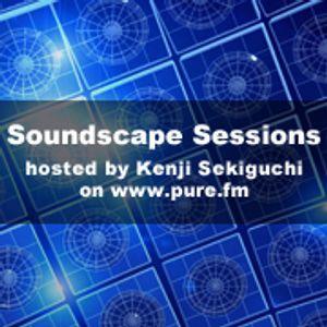Kenji Sekiguchi - Soundscape Sessions 130 [Jan 19th 2013] on Pure.FM