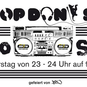 HipHop Don't Stop Radio Show #10 on 93,6 Jam FM gefeiert von K1X feat. Livin' Proof Crew (London)