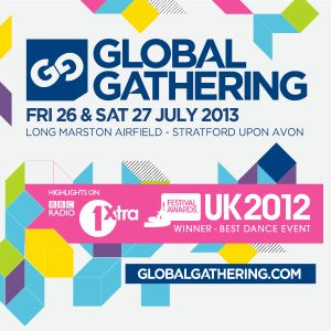 Global Gathering 2013 Journey Mix