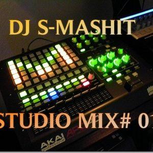SMASHIT DNB STUDIO MIX #01