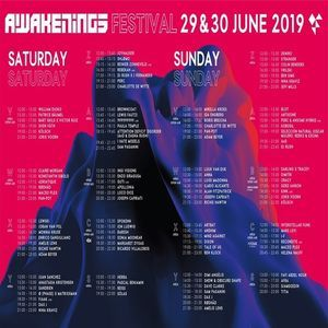 Joseph Capriati - Live @ Awakenings (Amsterdam) - 30.06.2019