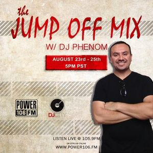 DJ Phenom - DJcity Podcast - 08/29/13