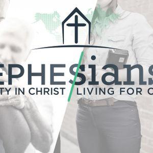 Ephesians 4:26-27 - Audio