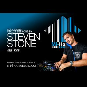 STEVEN STONE / Mi-House Radio /  Sat 11pm - 1am / 21-09-2019