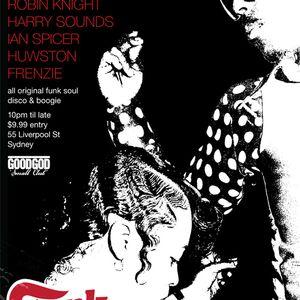 Goodgod its a Funkinc teaser. A sample mix of whats install for 21st May @ Funkinc Goodgod smallclub