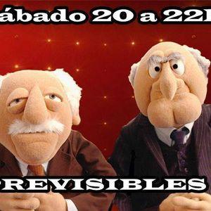 IMPREVISIBLES 26-03-16