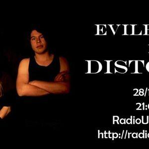 DISTORXION INTERVIEW ARGENTUM 28/OCT/2012