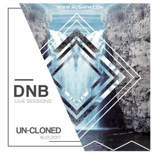 Un-cloned LIVE- on @HushFmRadio 16.01.17