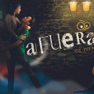 24-10 Julia Archain - nota y acúsctico en vivo - Afuera es Noche