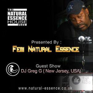 The Natural Essence House Show EP #119 - DJ Greg G