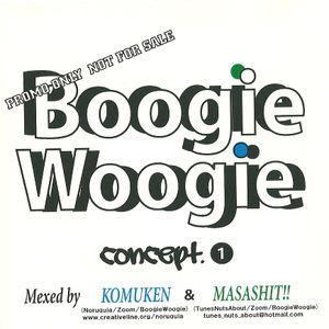 BoogieWoogie MIX/KOMUKEN&MASASHIT