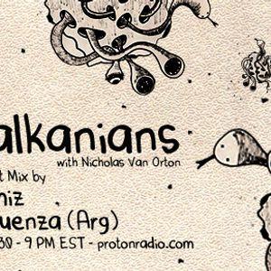 Dimiz dont Live! - Balkanians / Proton Radio // April 2011
