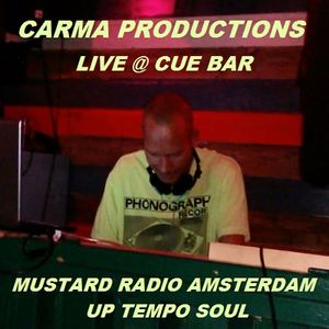 Carma Productions Live @ Cue Bar 10 August 2014