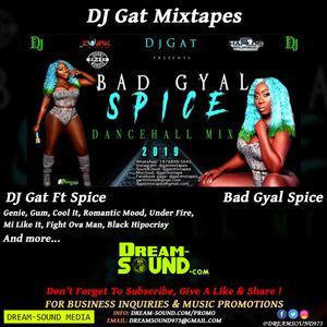 DJ Gat - Bad Gyal Spice (Mixtape)