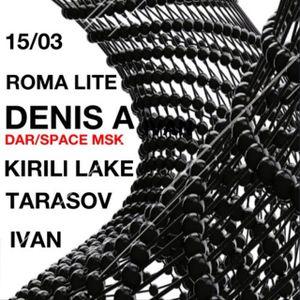 Tarasov - Live@Loook 15.03.2014