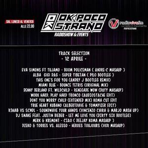 Ok Poco Strano - 12 Aprile (Radio Viva FM)