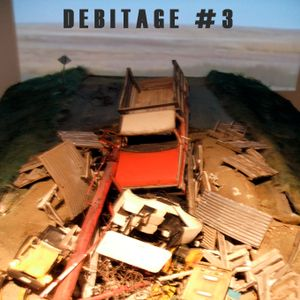 """Debitage #03: """"A Pain That I'm Used To"""""""
