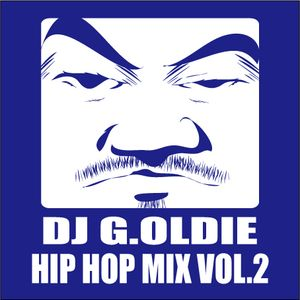 DJ G.Oldie HIP HOP MIX VOL.2