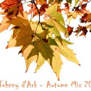 dj Johnny d'Ark - Autumn Mix 2012