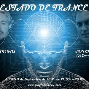 SET Estado de Trance by CASW! 2012  Trance Hits
