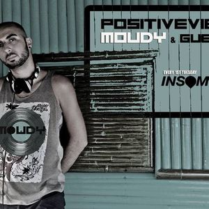PositiveVibes 080 with MOUDY on InsomniaFM.com // June 2015
