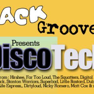 Jack Grooves - Discotech Mixtape 2011