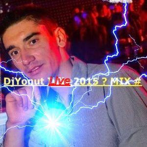 Dj Yonut, live Mix.