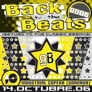 DJ FEN - Back to the Beats 2006
