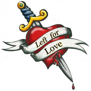 Left for Love Volume 17.