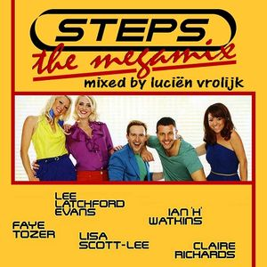 Steps The Megamix (mixed by Lucien Vrolijk)