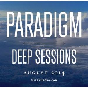 Miss Disk - Paradigm Deep Sessions August 2014