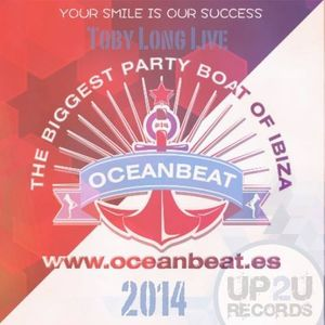 Oceanbeat Ibiza Boat Party live set by Toby Long from 20.06.2014