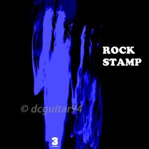 Rock Stamp N.3 (RadioShapedBox)