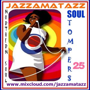 SOUL STOMPERS 25= Little Richard, The Showmen, Dynamics, Ronnie McNeir, Susan Barrett, Nancy Ames...
