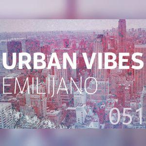 Emilijano - Urban Vibes 051 [DI.FM] (October 2015)