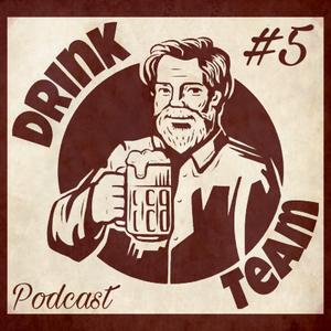 """Drink Team #5 """"Juego, luego existo"""" por RadioUI, CDMX (Primera Temporada)"""