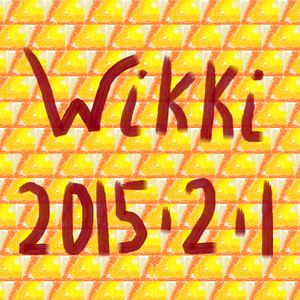 Wikki-Mix 2015/02/01