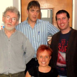 Shane Supple interviews Jimmy Crowley and Stephen Leeson Aug 2012