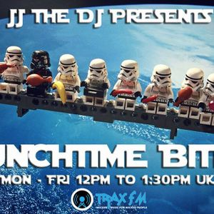 JJ's Lunchtime Bites 31/12/2015 LIVE on www.traxfm.org By JJ the DJ (UK)