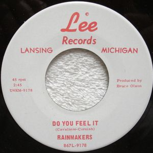 RICH & JOHNNY's INZANE MICHIGAN MIX= THE RAINMAKERS FROM TRAVERSE CITY