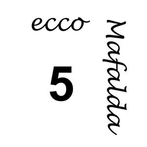 ECCO MAFALDA Program n.5