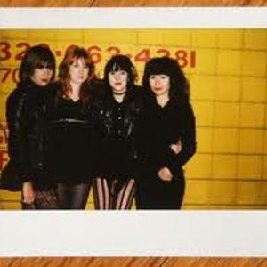 19/12/10 with Dum Dum Girls