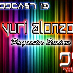 DS (DJ IN SIVAR) PODCAST 13 - YURI ALONZO