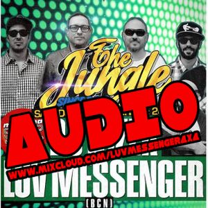 Audio Luv Messenger @ TheJungle Madrid 03.10.15