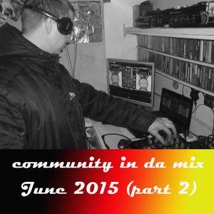 Community29 – Community in da mix 022 (June 2015 part 2)