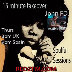 Rod G - Soulful Sessions - Redzfm - 090114