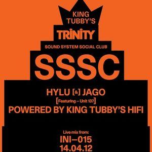 SSSC [INI-015] - Hylu & Jago feat. Unit 137 [Live - Mix]