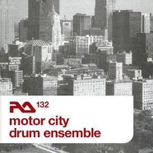RA.132 Motor City Drum Ensemble