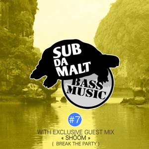 SUBDAMALT Podcast - Dubstep Session #08