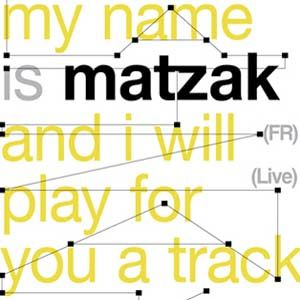 Matzak -Live set @ Empreintes Digitales Festival
